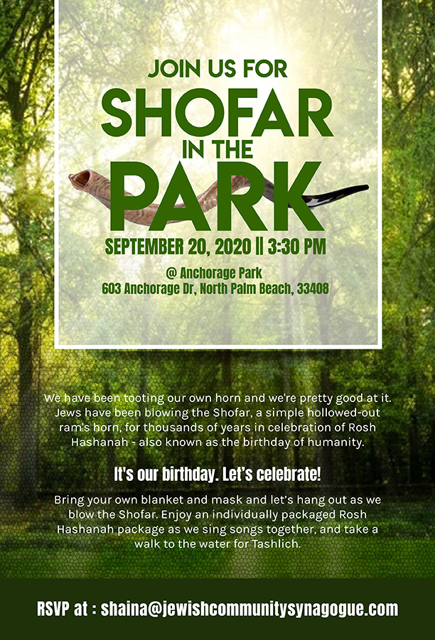 Shofar In The Park